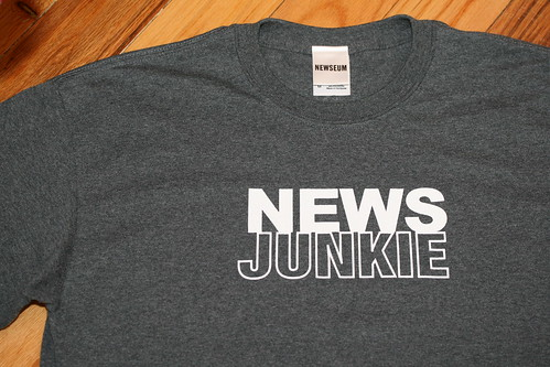 NewsJunkie - from Newseum