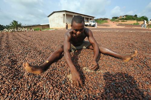 垄断巧克力市场