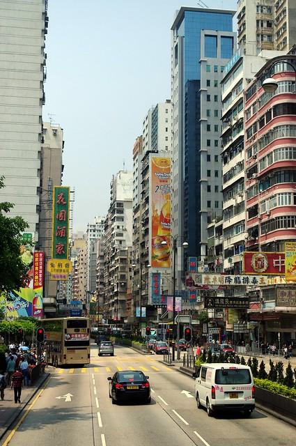 Nathan Dou, Kowloon