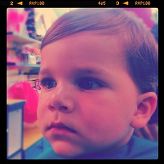 Mattias 2nd haircut