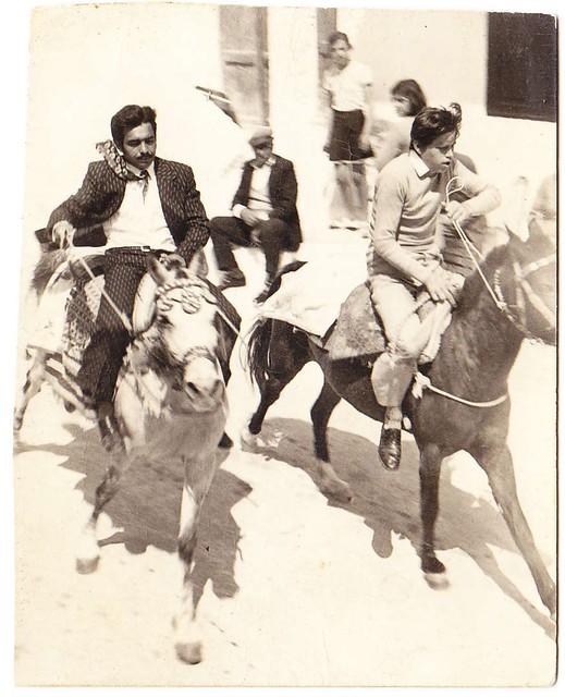 Mule riders