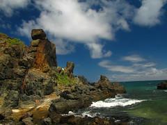 (ravengirl1220) Tags: hawaii oahu kayaking 2008 mokuluaislands mokunui