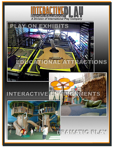 Museum Show 2011 by Iplayco - Indoor Playground Equipment