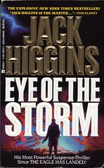 Eye of the Storm, by Jack HIGGINS