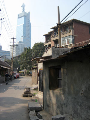 Streets of Jinan