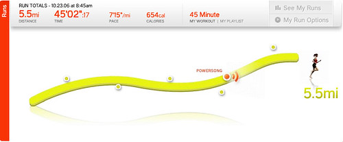 Nike Plus Site