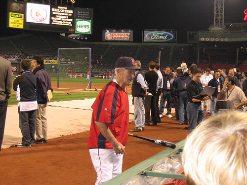 Johnny Pesky!