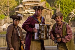 The Bootstrappers Pirate Band (FrogMiller) Tags: ca charity disneyland pirates disney pirate orangecounty anaheim oc choc charitywalk disneycharacters chocwalk bootstrappers childrenshospitaloc