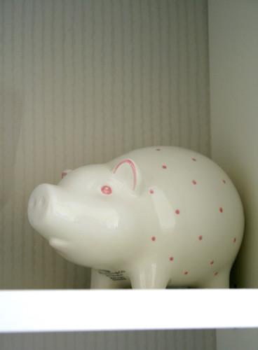 tiffany pig