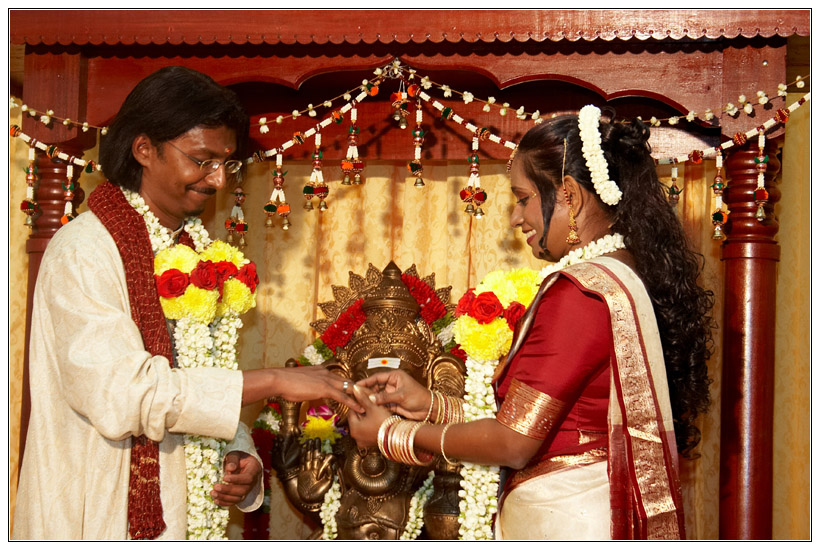 Malar & Siva's Engagement