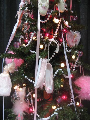 ballet christmas tree