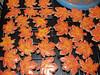 Fall Leaf Cookies (nikkicookiebaker) Tags: fall cookies leaves leaf decorated autumncookies