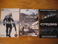 Crysis - Booklets