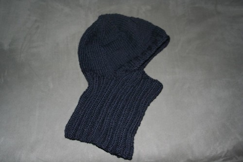 Knitted Helmetliner for JWo