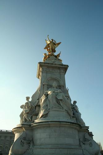 London - Queen Victoria