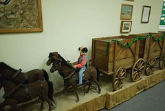 20 Mule Team Museum, Boron (janiecrash) Tags: baker boron