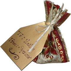 Ribbon Gift Bag
