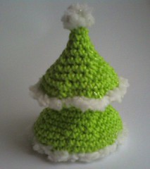 God Jul! Merry Christmas! (TM - the crocheteer!) Tags: white snow tree cute green nature botanical crochet craft christmastree tm gran botany sn vitt croche grn julgran hkeln virka virkkaus virkat hekling towemy virkad christmascrochet naturecrochet crochetnature crochetforchristmas tmcrocheteer