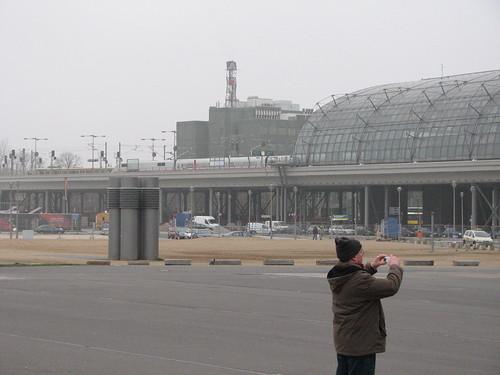 Hauptbahnhof: ICE hält