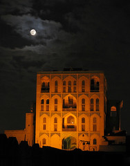 Isfahan at night (Alieh) Tags: architecture night persian iran d iranian  esfahan isfahan      alighapo aliehs alieh      whitouttripod aliqapou