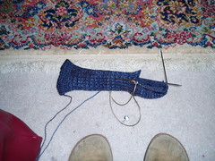 manly sock progress 0102
