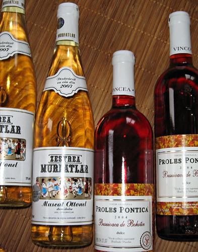 romanian-wine