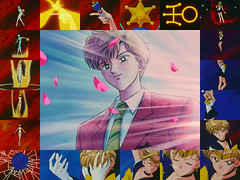 080107 - 天王はるか〔天王遙,Sailor Uranus〕