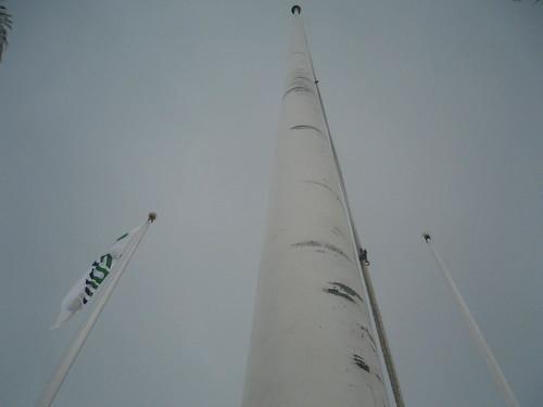 SBMA flag pole