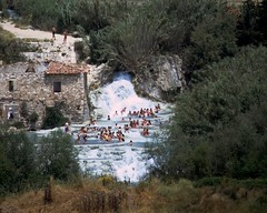 Tuscany Saturnia: overview lime sinter falls 47.305.04 (Juergen Kurlvink) Tags: trip travel italien vacation italy eye water architecture river landscape geotagged waterfall eau wasser europa europe italia tour wasserfall south urlaub eu rivers tuscany architektur 1994 typical toscana jewels fluss region landschaft saturnia ferien brilliant kalk jewel reise thermen sinter fleuve toskana sd juergen terassen typisch flsse blueribbonwinner fleuves brillianten platinumphoto ysplix flickrelite kalksinter tuscanysouth brillianteyejewel 0fav betterthangood kurlvink kurli1 toskanasd toscanasd saturniathermen 0allok