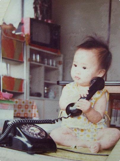 黒電話と。ver.1