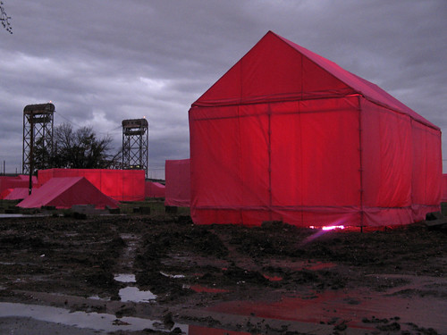 """Pink Project """"house"""""""