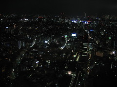 Tokyo (route977) Tags: city summer sky black japan night digital skyscraper canon dark lights restaurant tokyo high estate floor horizon july shoppingcentre bynight cielo  metropolis  luci ebisu grattacielo alto ristorante far nero notte giappone metropolitano luglio orizzonte scuro centrocommerciale   lontano dallalto metropoli  lastfloor ultimopiano