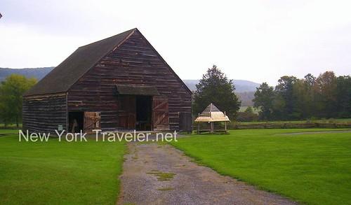 OSF 1770s Barn