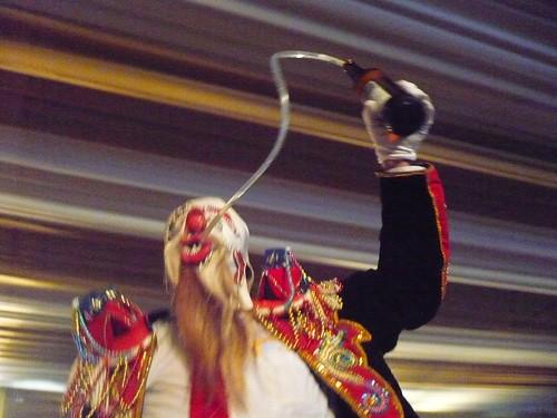 Fiestas andinas en Lima