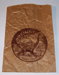 Prehistoric Gardens bag