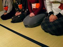 IMG_2234 (kromka) Tags: japan tokyo teaceremony sado