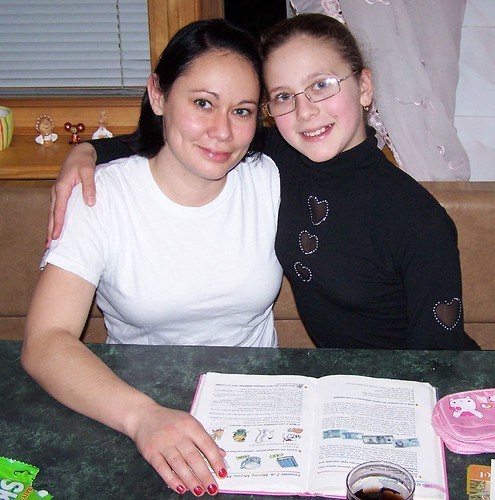 Edna and Oksana