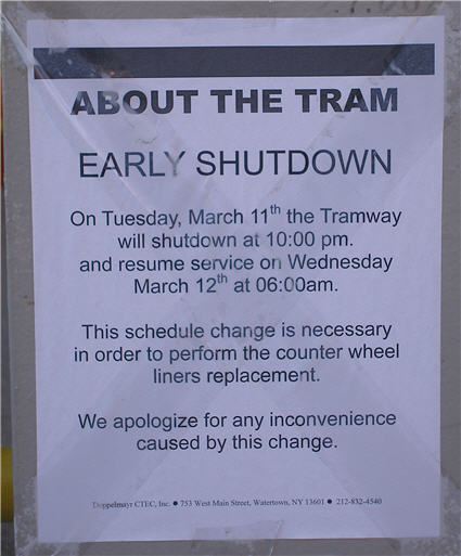 P3100408_March 11 Early Shut Down