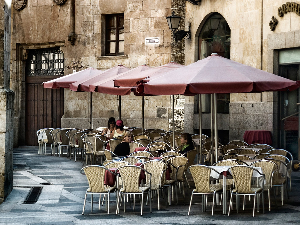 The World S Best Photos Of Café And Salamanca Flickr Hive Mind