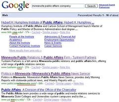 "Google ""Minnesota Public Affairs Company&..."