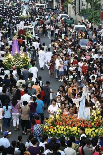 Talamban procession