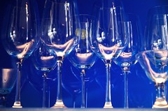 Blue Wine (mrjorgen) Tags: kongsberg cirka kafecirka glasses påske2008 easter2008 blue bluehue minicardkandidat moocardkandidat flickrexplore explore