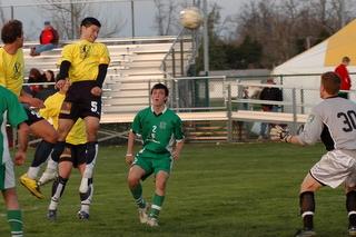 PDL Soccer: Springfield Demize vs St Louis Lions Exhibition