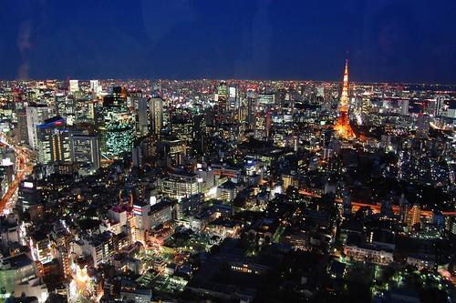 六本木 City View