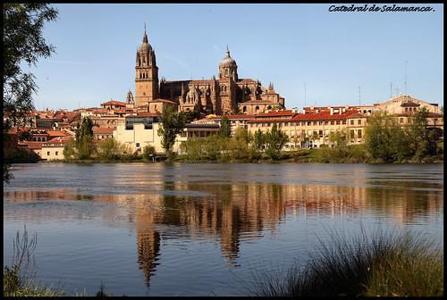 Catedral de Salamanca. por Óliver....
