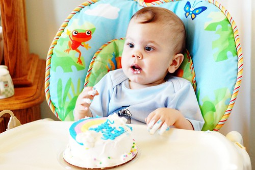 Cake smash.