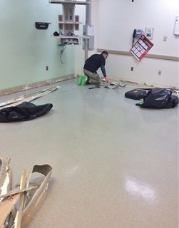 Chico Surgery Center Water Damage