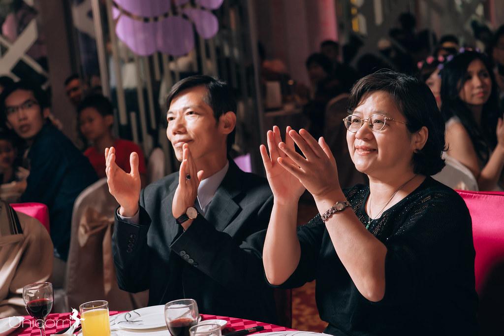 《婚攝》健盟 & 桂君 / 食觀天下