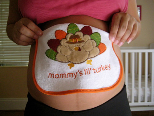 Mommy's Lil' Turkey
