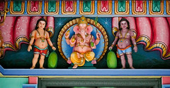 Hindu Temple, Penang Hill